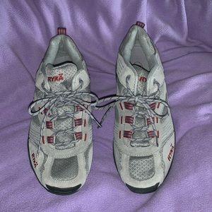 1 pair ryka walking shoes